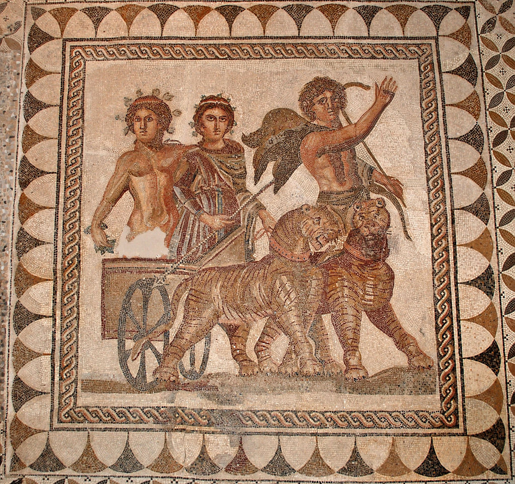 Museo arqueológico Sevilla 1024px-Mosaico_de_baco