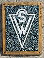 Mosaico escudo Santiago Wanderers, Valparaíso 20200207 68.jpg