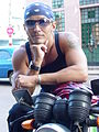 Motorcycle Rider and All Round Cool Dude - Centro Habana - Havana - Cuba.JPG