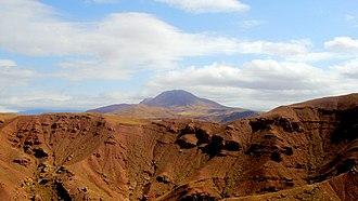 Eynali - Image: Mount Own ibn Ali