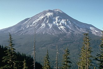 Catastrophism - Mount St. Helens, 9:00 am, May 17, 1980.