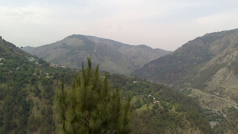 File:Mountains at Abbotabad Galiaat.jpg