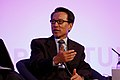 Mr Kyu Ho Choo, Korean Ambassador to Britain, speaking at the London Summit on Family Planning (7550402736).jpg