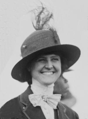 Aida de Acosta - Image: Mrs Oren Root