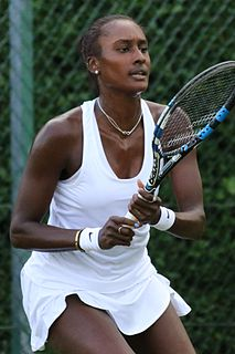 Asia Muhammad American tennis player