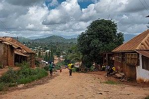 Muheza District - Image: Muheza District