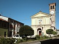 Mulazzano Quartiano piazza chiesa.JPG
