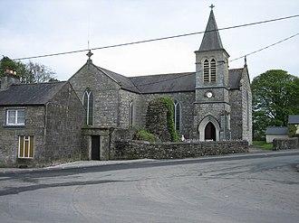 Multyfarnham - Image: Multyfarnham Parish Church