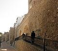 Muralla nord i Portal del Argén (Sogorb).jpg