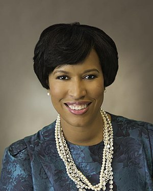 Muriel Bowser - Image: Muriel Bowser dc.gov photo