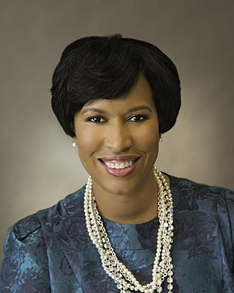 Mayor of the District of Columbia - Image: Muriel Bowser dc.gov photo