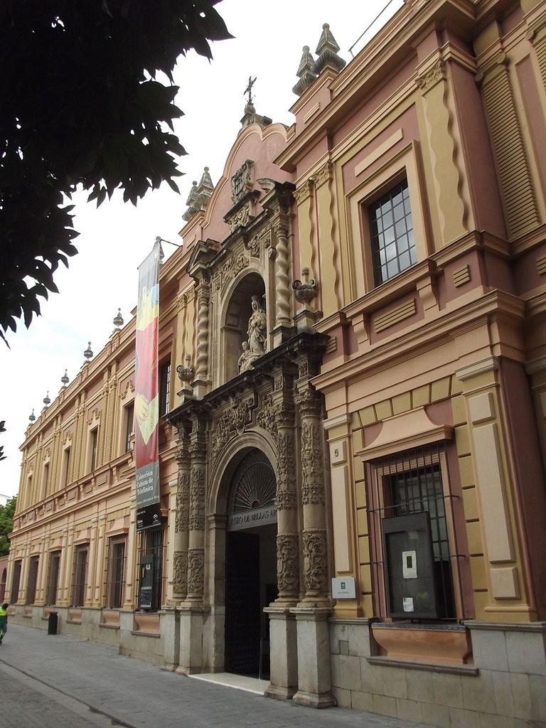 File:Museo de Bellas Artes, Plaza de Museo, Seville - 1.jpg - Wikimedia Commons