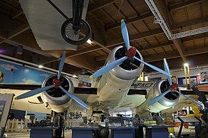 Museo dell'Aeronautica Gianni Caproni S.79 front view.JPG