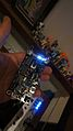 Music Thing Modular - Turing Machine, stage one of my built, it worked first time (2014-11-03 21.26.51 by c-g.).jpg