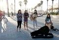 Musicians in Huntington Beach, California LCCN2013633158.tif