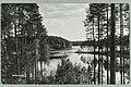 Näkölinja Punkaharju–Kaarnalahti–Kaarnaniemi–Lammasharju, Kaarnaniemi, Lammasharju, Th. Sunell 1930s PK0111.jpg
