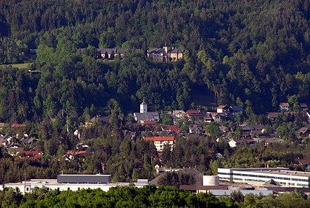 Routenplaner Graz - Ntsch im Gailtal - Entfernung, Fahrtzeit
