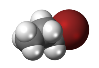 1-Bromopropane chemical compound