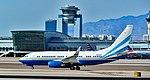 N108MS Las Vegas Sands Corporation 2002 Boeing 737-7BC(BBJ) - cn 33102 1111 (41784724985).jpg