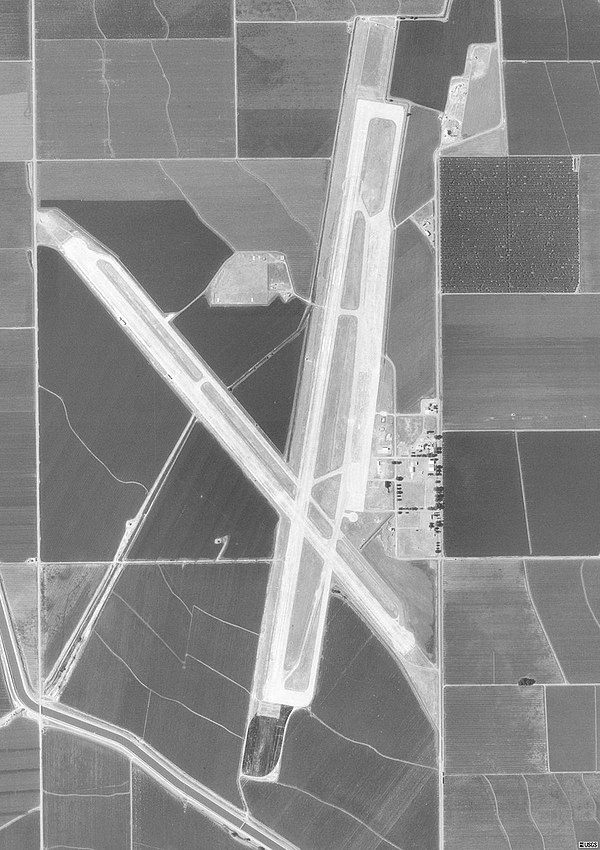 nasa crows landing airport and test facility - 600×850