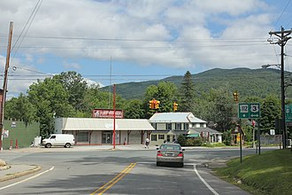 New Hampshire Route 112 - Image: NH112 at US3