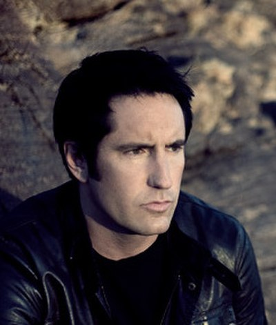 Picture of a band or musician: Trent Reznor