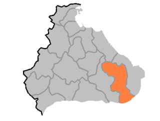 Kumgang County County in Kangwŏn Province, North Korea