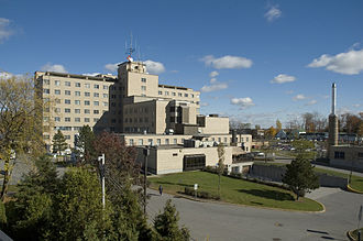 Saint-Jérôme, Quebec - Saint-Jerome Hospital, Health Centre (Quebec, Canada)