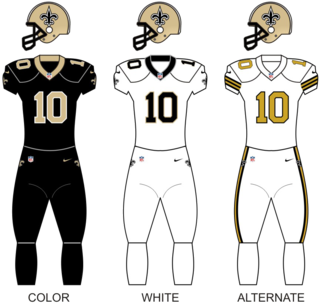 New Orleans Saints National Football League franchise in New Orleans, Louisiana