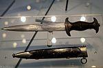 NSKK dagger mod.1933 in Tula State Arms Museum - 2016 01.jpg