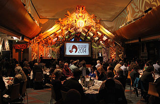 New Zealand Open Source Society - The 2014 New Zealand Open Source Awards, held at Te Papa in Wellington