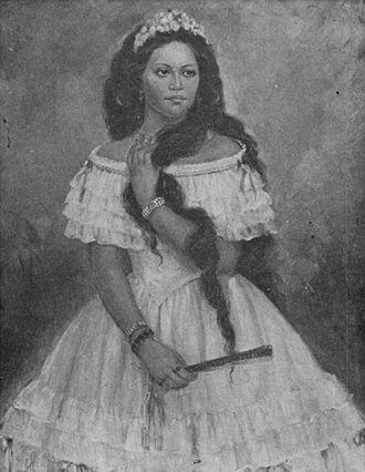 Lord Charles Beresford - Nancy Sumner, c. 1859