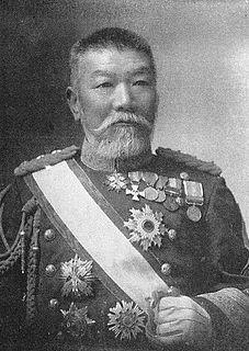 Ōsako Naoharu Japanese general