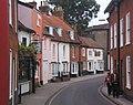Narrow corner of New Street - geograph.org.uk - 1183699.jpg