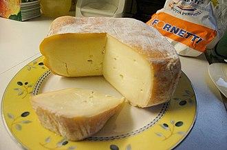 Năsal cheese - Image: Nasal 2