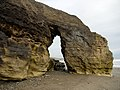 Natural arch, Seaham Beach - geograph.org.uk - 1527745.jpg