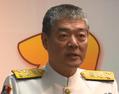 Navy (ROCN) Vice Admiral Shang Jung-chiang 海軍中將尚永強 (Voice of America 美国之音 VOA Video 尚永强谈国防部参展用意原声视频 00:00:03).png