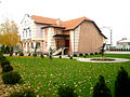 Ndërtesa ku është vendosur Teatri i qytetit në Ferizaj 01.jpg