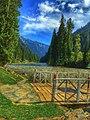 Neelum River, Azad Jammu Kashmir Pakistan.jpg