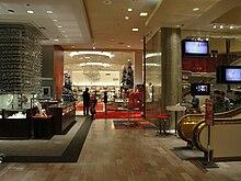 b87d45c5eaf8 Flagship Store Interior. Neimanmarcus.