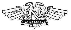 Tatra (company) -  Nesselsdorfer Automobile logo