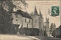 NeufChâteau-Frébécourt (Vosges), Château de Bourlémont CP 4470 PsurR.jpg