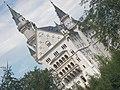 Neuschwanstein Castle, Schwangau, Germany - panoramio.jpg
