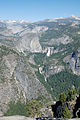 Nevada and Vernal Falls from Glacier Point 0576 ed.jpg
