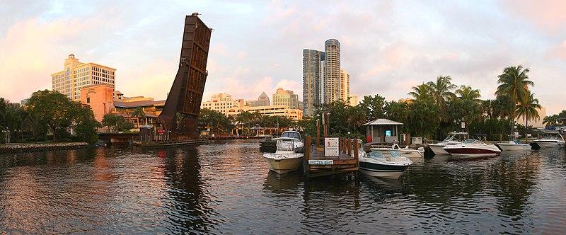 Ft. Lauderdale Intracoastal waterways