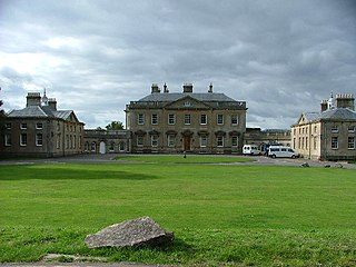 Newton Park Grade I listed building in Bath and North East Somerset, United Kingdom