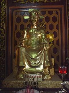Ngô Thì Nhậm writer on Bhuddism