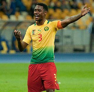 Nicolas Nkoulou Cameroonian footballer