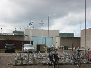 Nieuw Vosseveld Prison in Vught, Netherlands