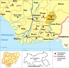 Abakaliki Wikipedia Den Frie Encyklopaedi